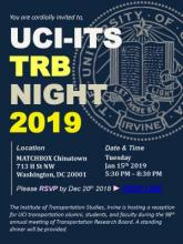2019 ITS-Irvine TRB Night